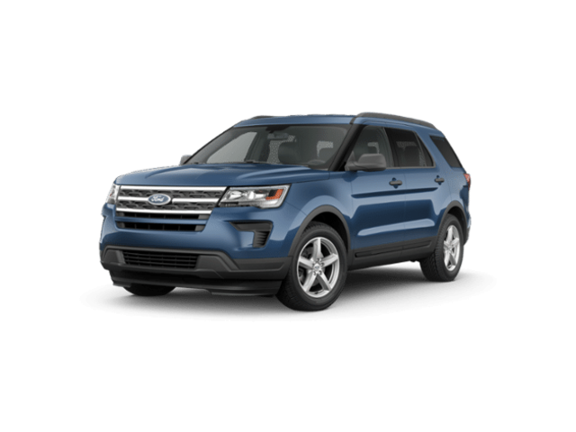 New 2019 Ford Explorer Explorer SUV for sale in San Bernardino